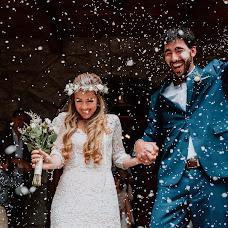 Wedding photographer Samanta Contín (samantacontin). Photo of 12.10.2018
