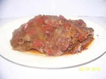 Firehouse Steak Recipe