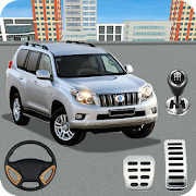 Prado Parking Site 3d: Prado Car Games