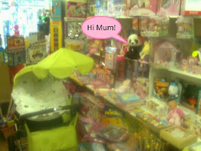 Photo: Collecting Thomas The Tank Engine or Barbies? Cuddly Toys?... The Precious Moments shop on the High St., next to LTSB, has been serving kiddies & adults alike for several years.