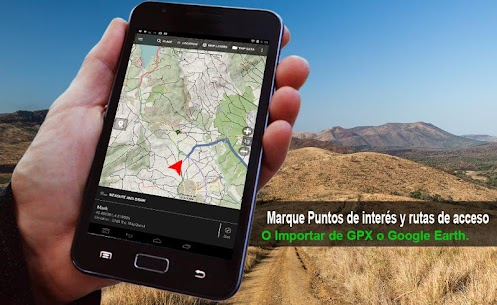 BackCountry Navigator PRO GPS APK 4