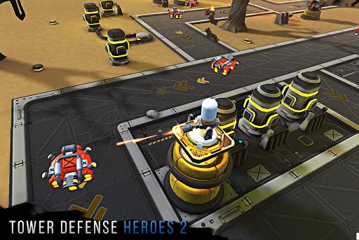 玩免費街機APP|下載Tower Defense Heroes 2 app不用錢|硬是要APP