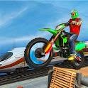 Crazy Tricky Bike Stunt Rider icon