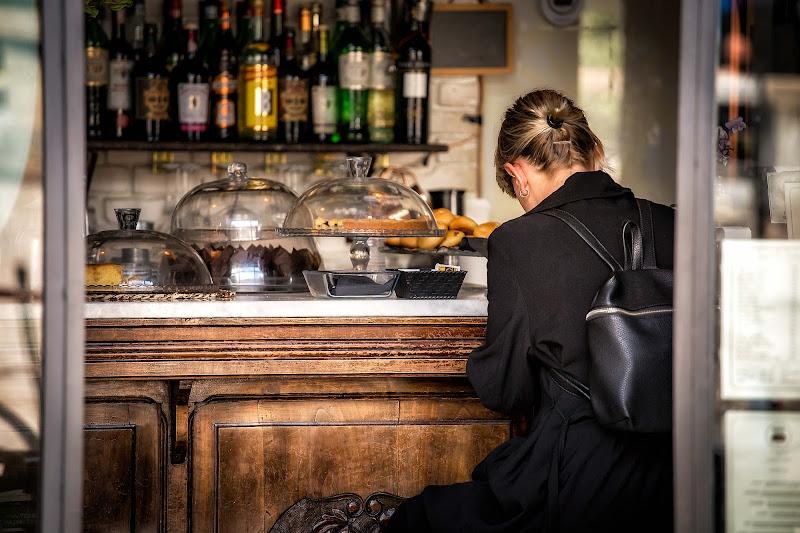 Iniziare la giornata con un buon caffè di Sergio Locatelli