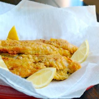 Southern Fried Catfish.