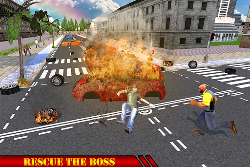 Virtual Bodyguard Hero Family Security Game for PC