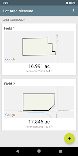 Lot Area Calculator: Measure land area