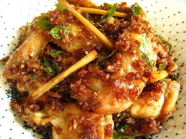 Lemon Grass Chicken Recipe
