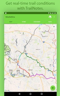 BikeBeltline- screenshot thumbnail