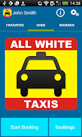 Screenshot of All White Taxis - 01704 537777