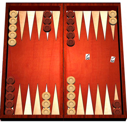 Backgammon Mighty (game)