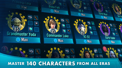 Star Warsu2122: Galaxy of Heroes 0.18.502441 screenshots 1