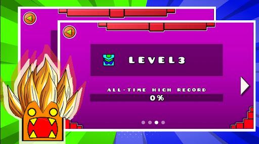 Geometry Super Dragon  screenshots 5