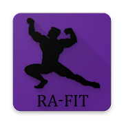 RA-Fit:Your Complete Fitness App & Fitness Tracker
