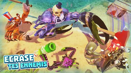 Code Triche King of Crabs APK MOD screenshots 4