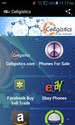 Cellgistics