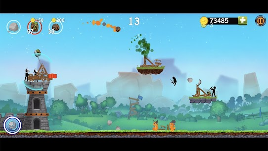 The Catapult 1.1.5 Mod Apk (Unlimited Money) Latest Version Download 1