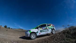 Buena representación almeriense en el Rallye Tierra Pozoblanco