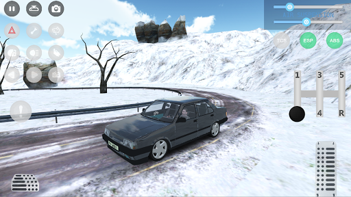 Car Parking and Driving Simulator android2mod screenshots 3