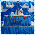 Birthday Decoration Design icon