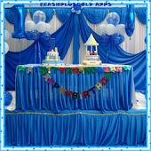 Birthday Decoration Design