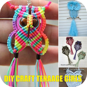 DIY Craft Teenage Girls