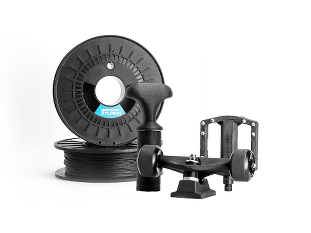 NylonX Carbon Fiber Filament - 1 75mm (0 5kg) | MatterHackers