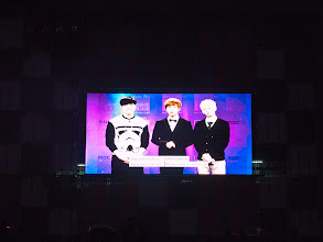Photo: Super Junior video introducing the Special Stages, Shindog!