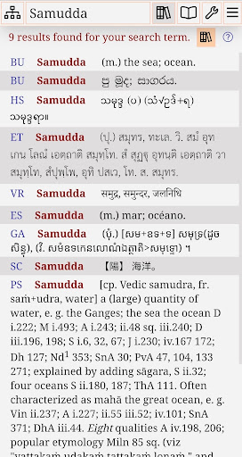 Tipitaka.app - Chatta Sangayana screenshot 6
