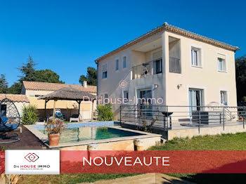 maison à Saint-Siffret (30)