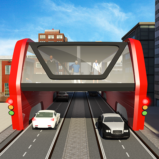 Elevated Car Driving Simulator: Modern Taxi Driver - Google
