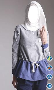 A One Hijab Photo Editor - náhled