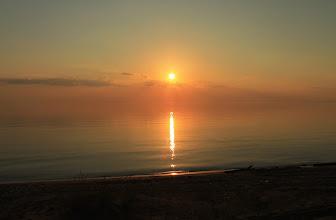 Photo: Закат на Онежском озере.