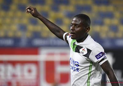 Derrick Tshimanga a trouvé un nouveau club