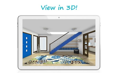 Roomsketcher home designer android apps on google play for Professional home design 7 0