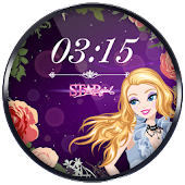 Star Girl Watch Faces
