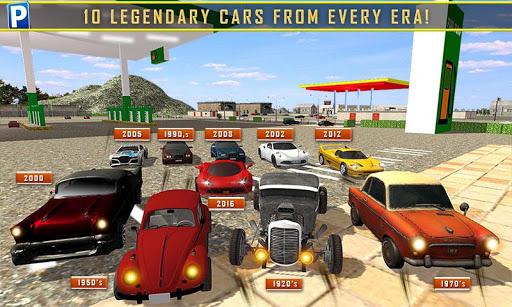 Car Driving Evolution 3D