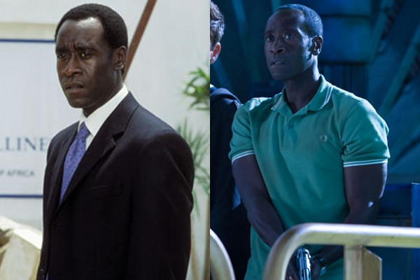 Don Cheadle – Iron Man 2 & 3