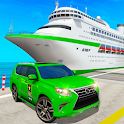 US Army Cruise Ship Transport Jeep Games icon