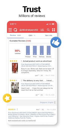 Qoo10 - Best Online Shopping 5.5.2 Screenshots 3