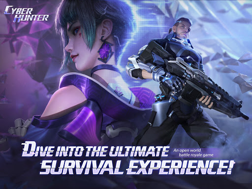 Screenshot for Cyber Hunter in United States Play Store
