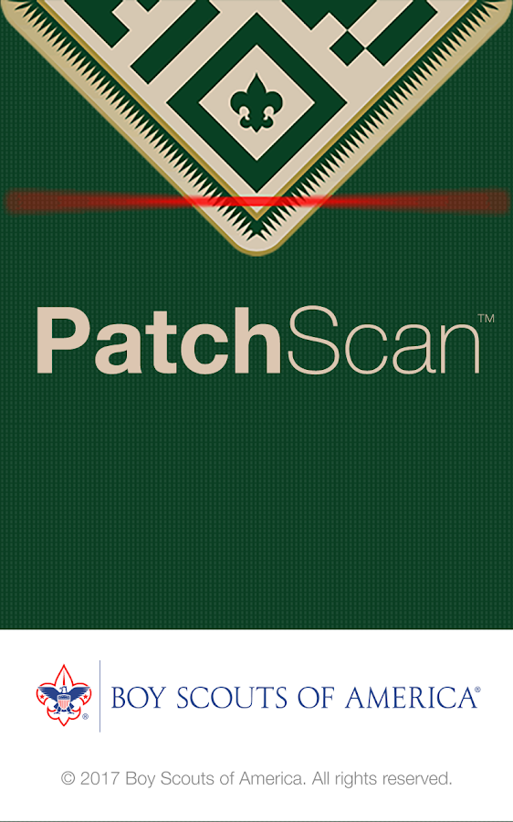 PatchScan- screenshot