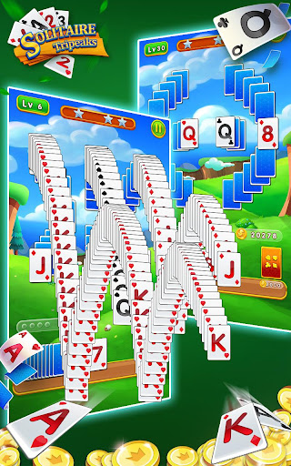 Solitaire Tripeaks - Free Card Games modavailable screenshots 10