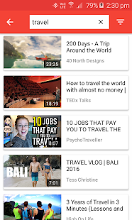 TubePlay for YouTube- screenshot thumbnail