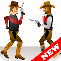 Western Cowboy Gun Blood 2 icon
