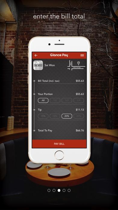 Glance Pay- screenshot
