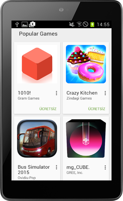 Top Apps Store- screenshot