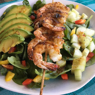 Gluten Free Chipotle-Dusted Shrimp