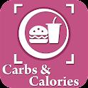 Carbs & Calories Counter icon