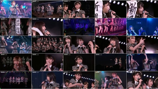 190101 (360p) 2019年 AKB48劇場元日公演 DMM